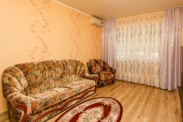 Квартира двухкомнатная ул.Октябрьская/3 (One bedroom apartment St.Oktyabrskaya)